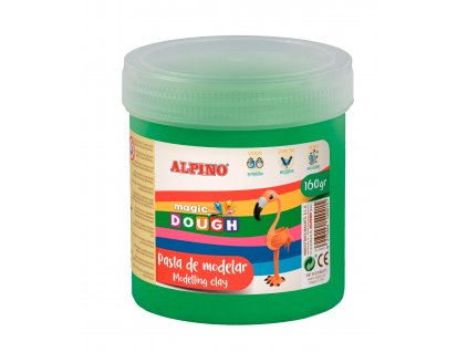 DP000147 01 Bote Magic Dough 160 grs. verde