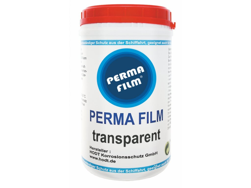Perma Film Transparent