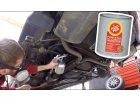 Konzervace dutin a podvozků automobilů