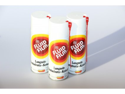 Fluid Film Liquid AS R aerosol 400 ml - 3 ks.  Ochrana proti korozi