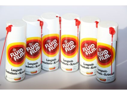 Fluid Film Liquid AS R aerosol 400ml. - 6 ks.  Ochrana proti korozi