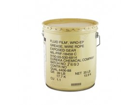 Fluid Film Gel WRO-EP 17,6 litrů  Ochrana proti korozi