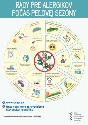 Rady pre alergikov počas peľovej sezóny