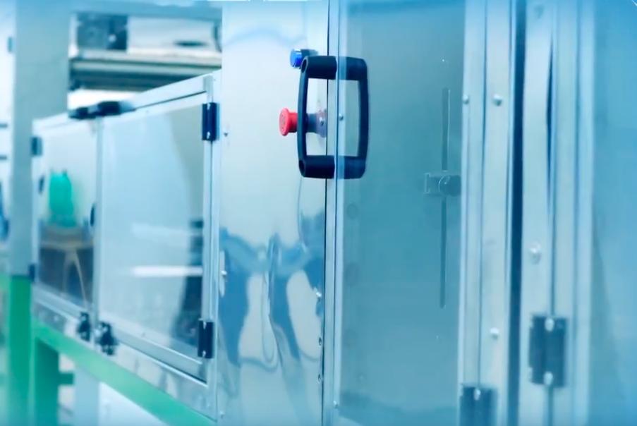 Řadu StopBac vyrábíme na vlastní nanotechnologické lince