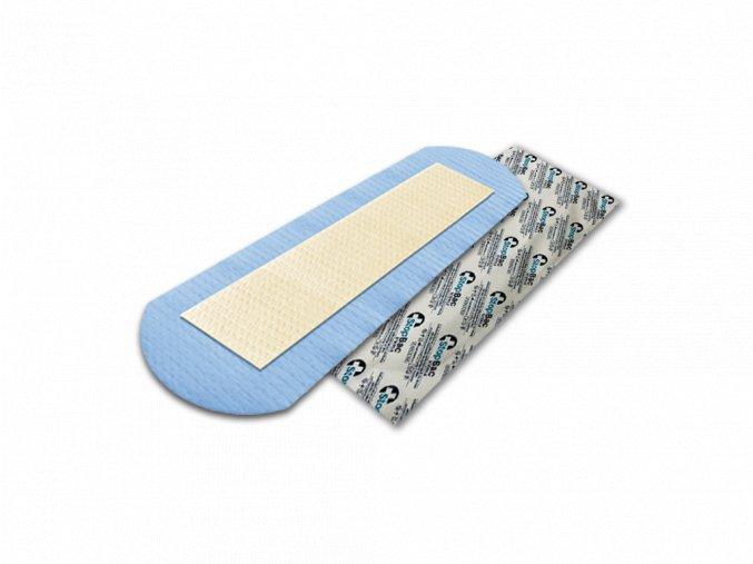 Náplast se stříbrem StopBac STERILE Aquastop, 10x30 cm pooperační, antibakteriální