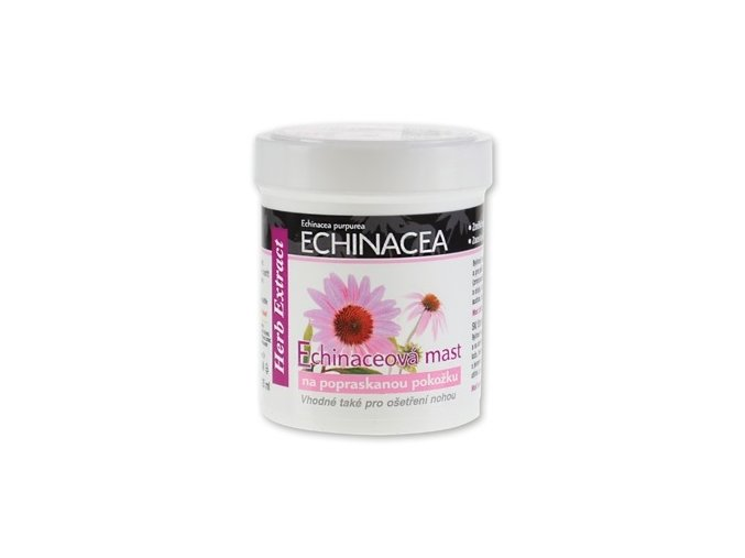 Herb Extract Echinacea mast na popraskanou pokožku 125 ml eshop StopBac