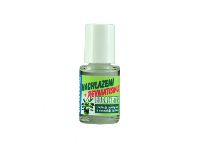 HERB EXTRACT 100% Eukalyptový olej 15 ml