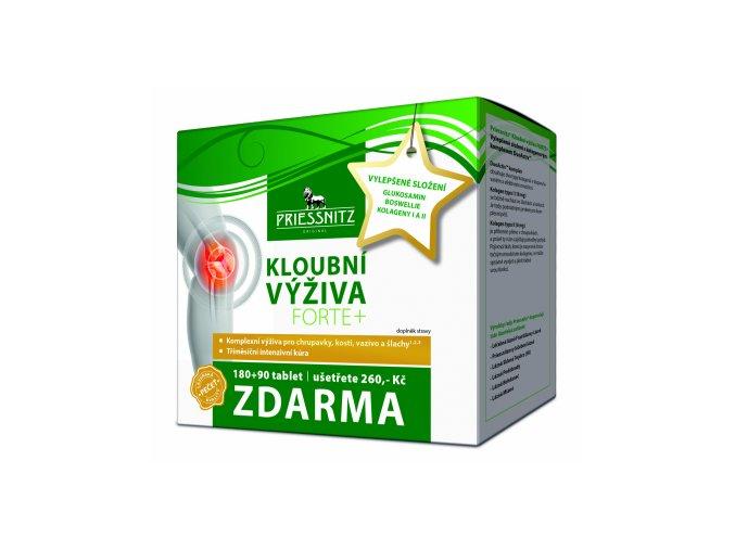 Priessnitz Forte s Kolagenem 270 tablet eshop StopBac