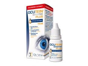 Ocutein SENSITIVE PLUS oční kapky 15ml DaVinci eshop StopBac