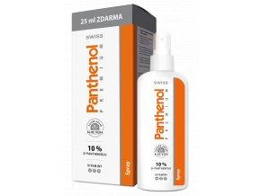Panthenol 10% Swiss PREMIUM spray 150 25ml Zdarma eshop StopBac