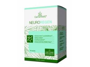 Cannamedi Neuroregen redukuje stres, zlepšuje spánek eshop StopBac (2)