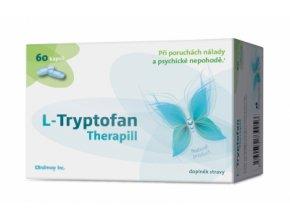 L Tryptofan Therapill pro lepší náladu a psychickou pohodu 60 tobolet eshop StopBac