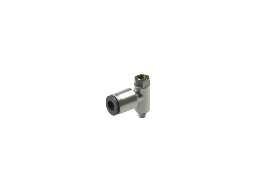 182 privod vzduchu l regulacni m5 prumer hadicky 6 mm