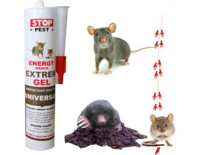 Energy Gel Extrem uni