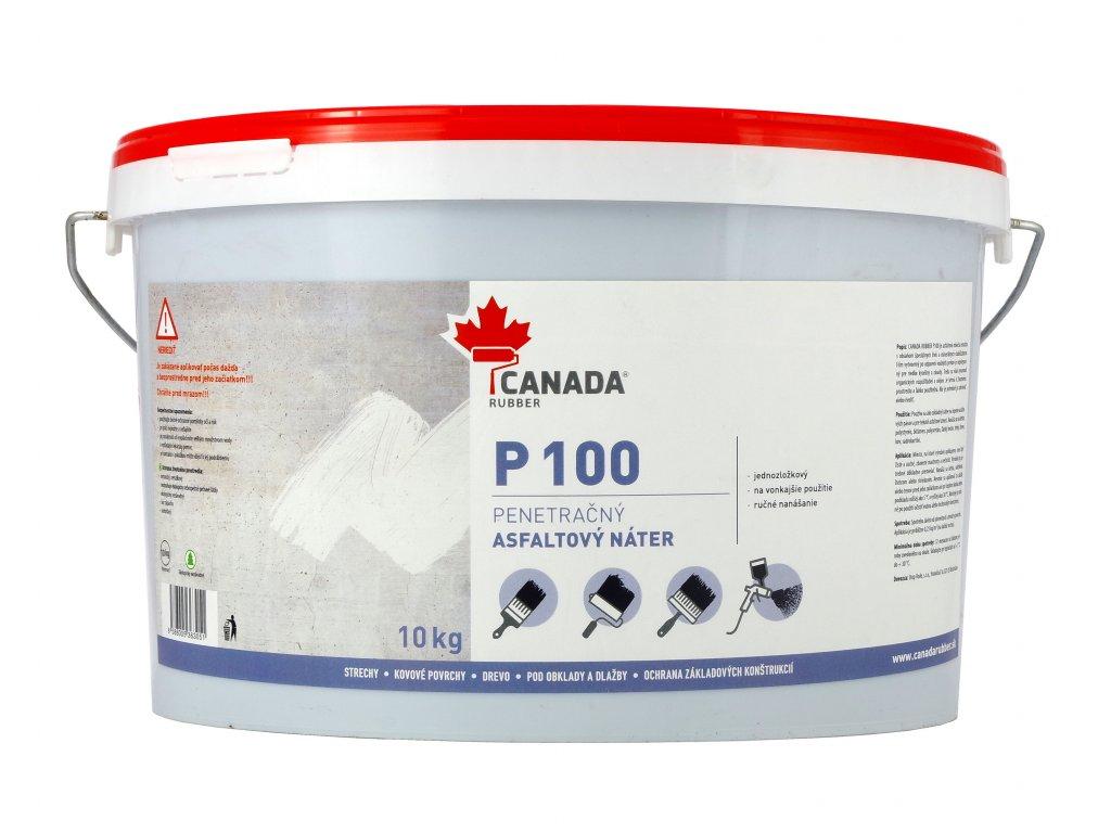 Penetračný náter Canada Rubber P 100, 10kg