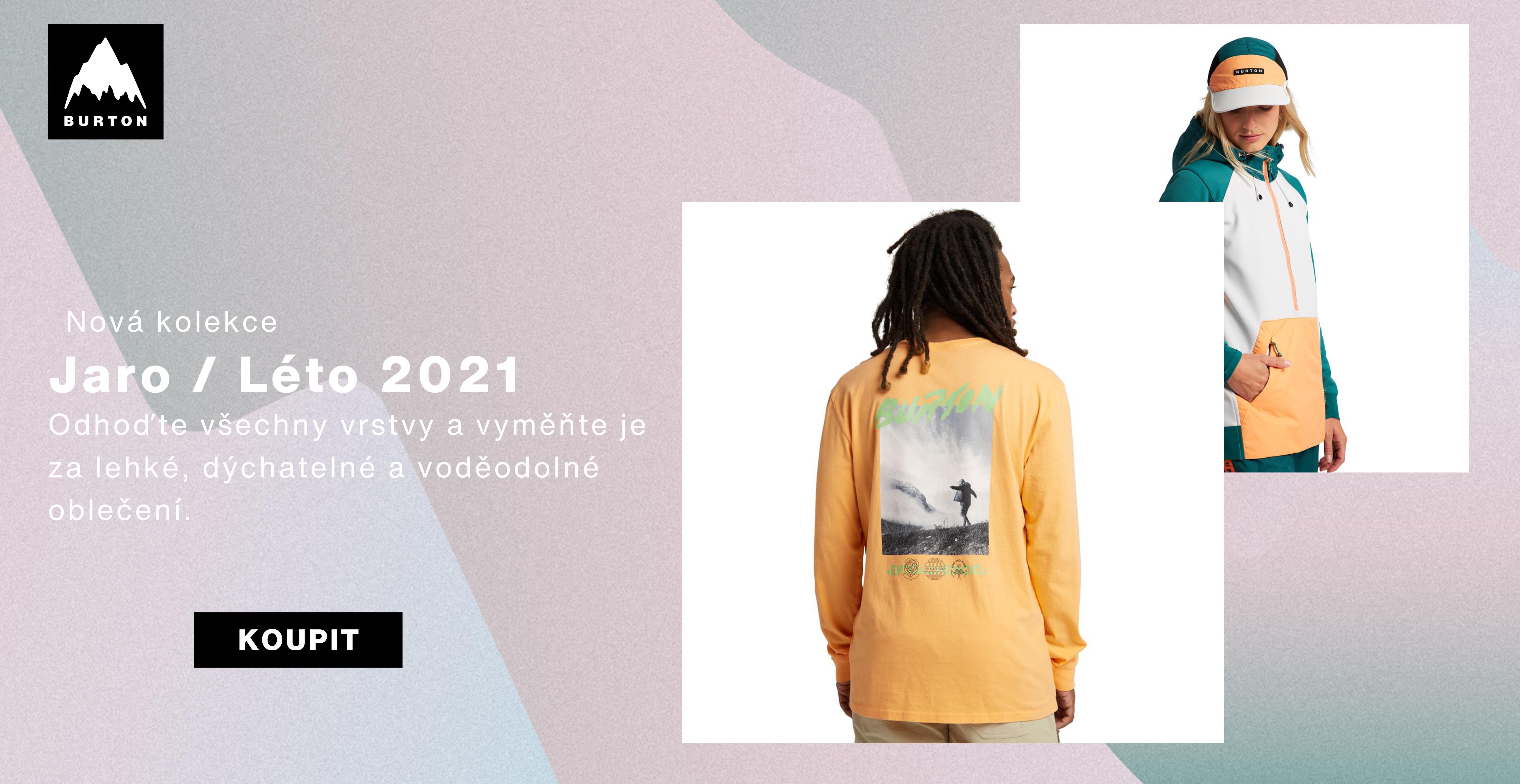Jaro / Léto 2021
