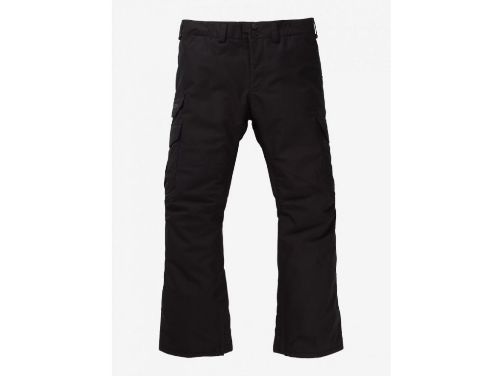M CARGO PT REG TALL TRUE BLACK