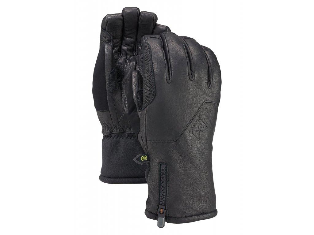 Pánské Rukavice Burton [ak] GORE‑TEX Guide Glove True Black