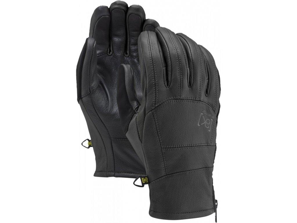 [ak] Leather Tech Glove