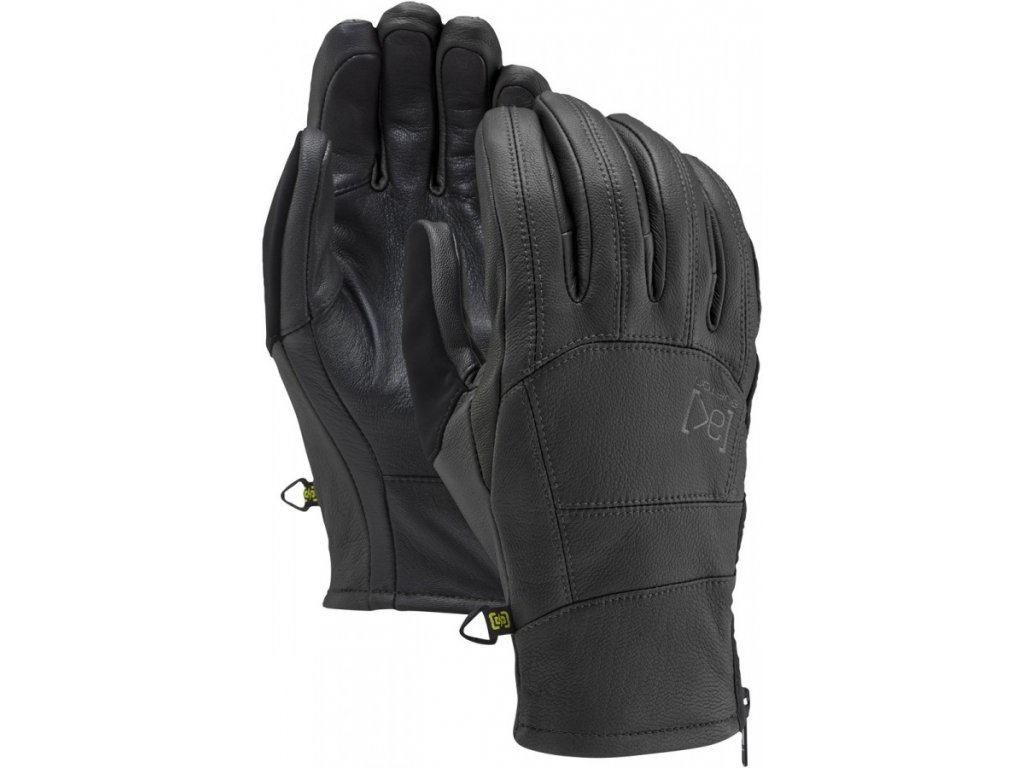 Pánské Rukavice Burton [ak] Leather Tech Glove