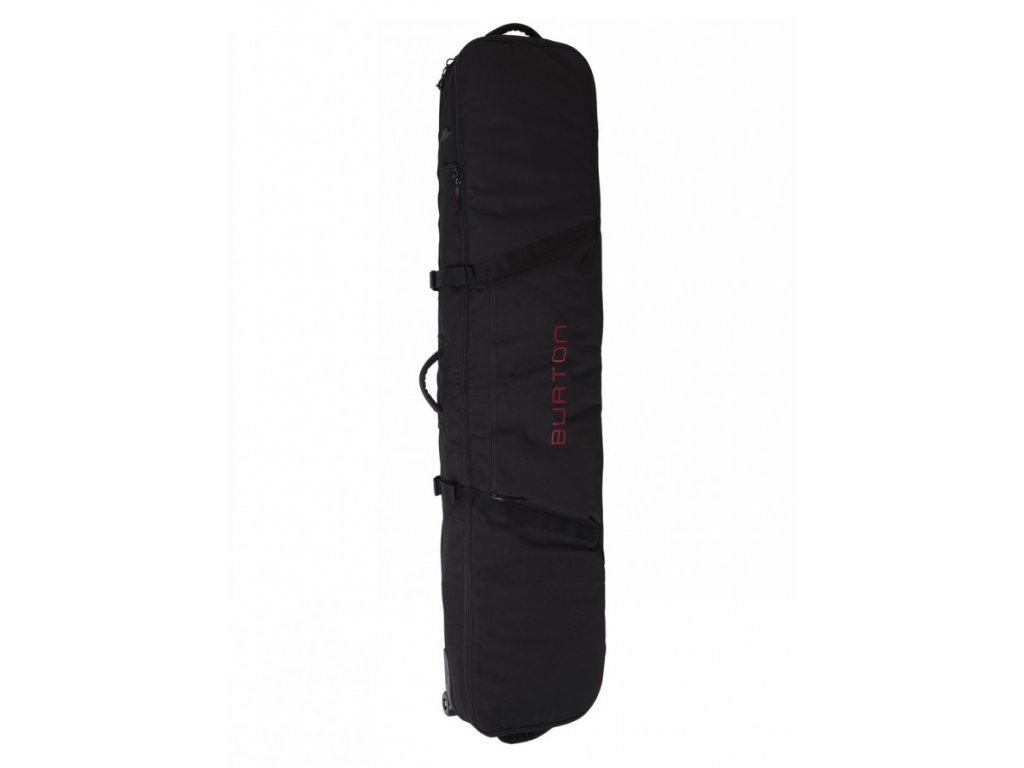 WHEELIE BOARD CASE TRUE BLACK