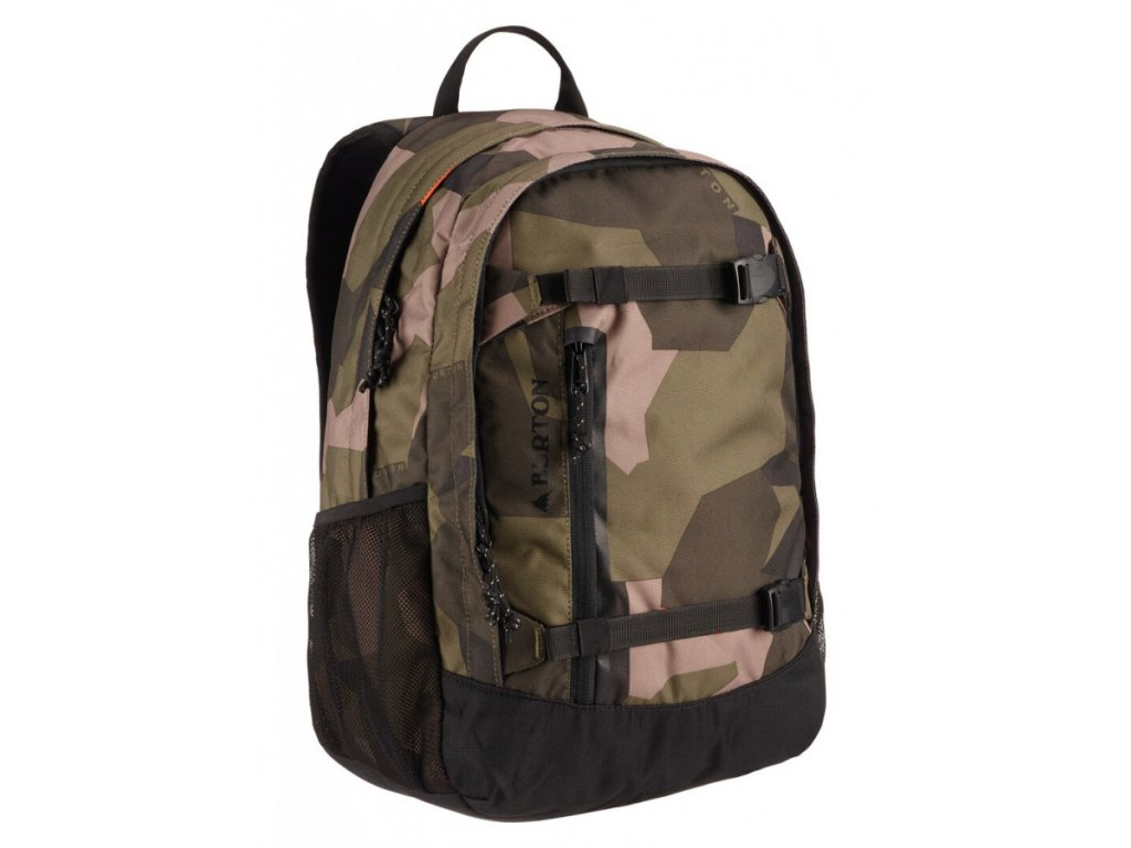 KD DAY HIKER 20L THREE CROWNS CAMO