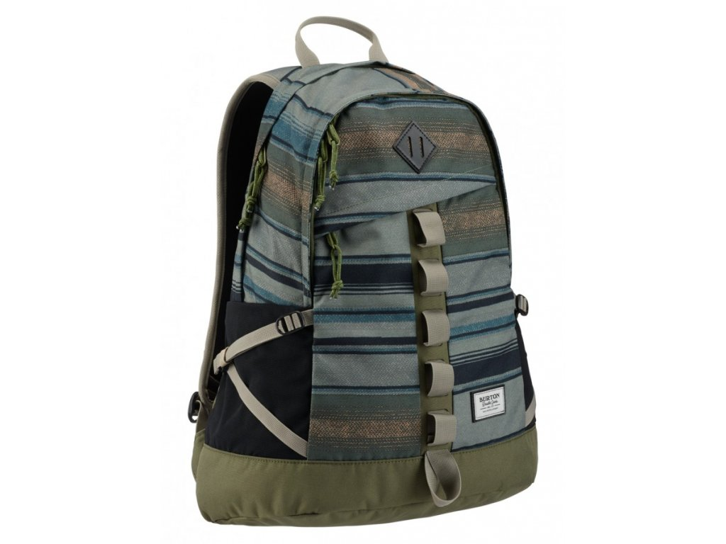 SHACKFORD PACK TUSK STRIPE PRINT