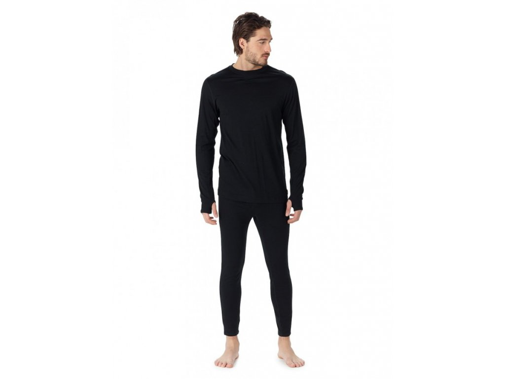 MB MDWT MERINO PT TRUE BLACK