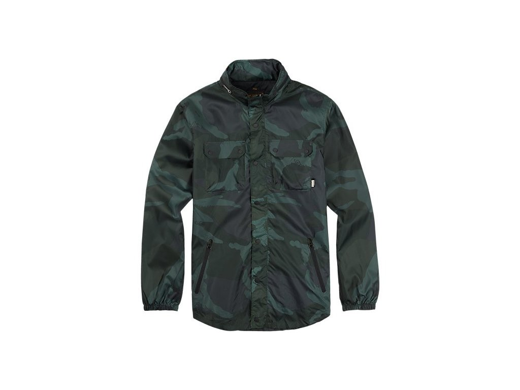 MB SEYMOUR JACKET BEETLE DERBY CAMO