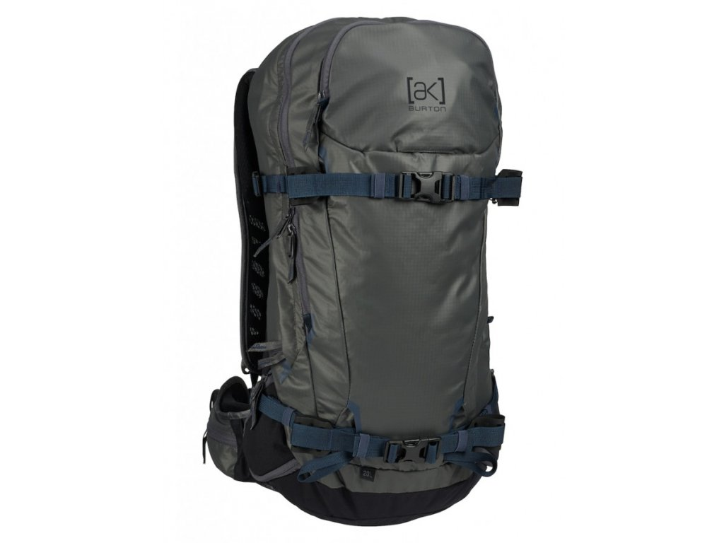AK INCLINE 20L PACK FADED COATED RIPSTOP