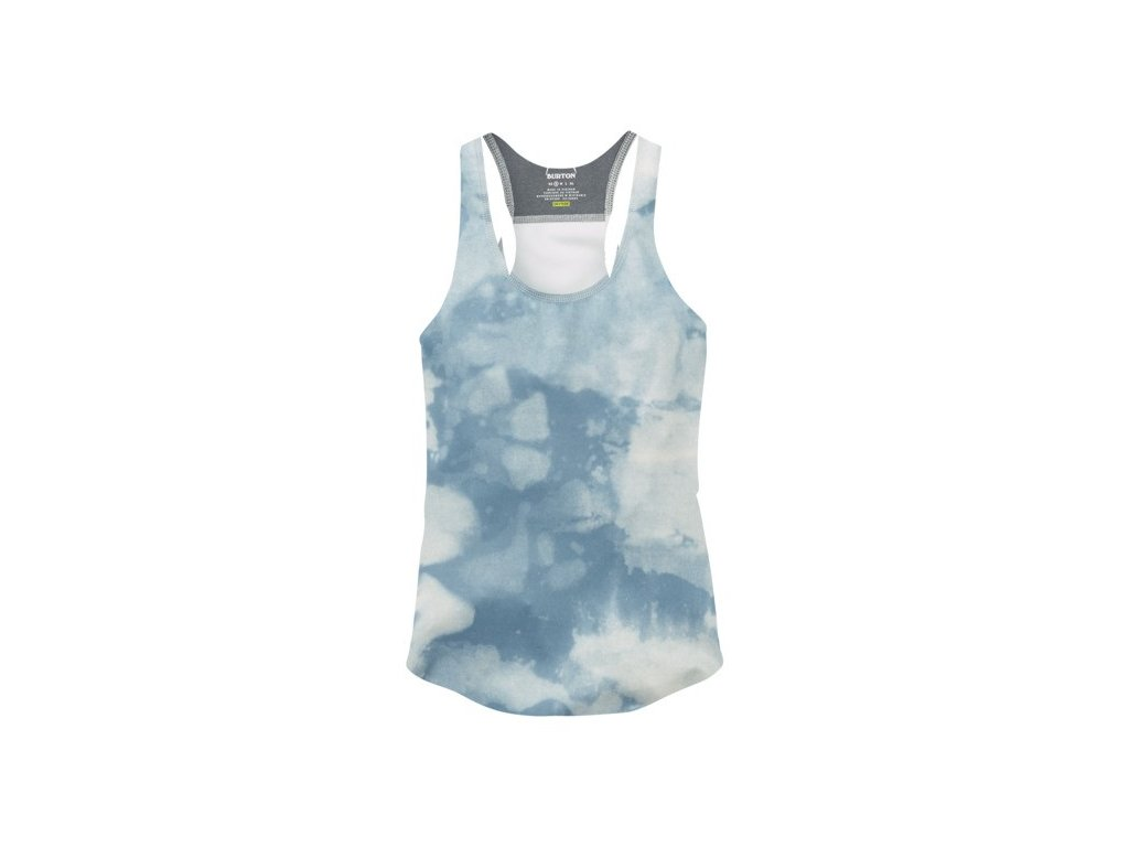 WB ACTIVE TANK BLEACHED