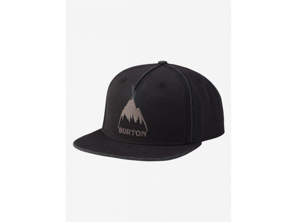 MB ROUSTABOUT CAP TRUE BLACK