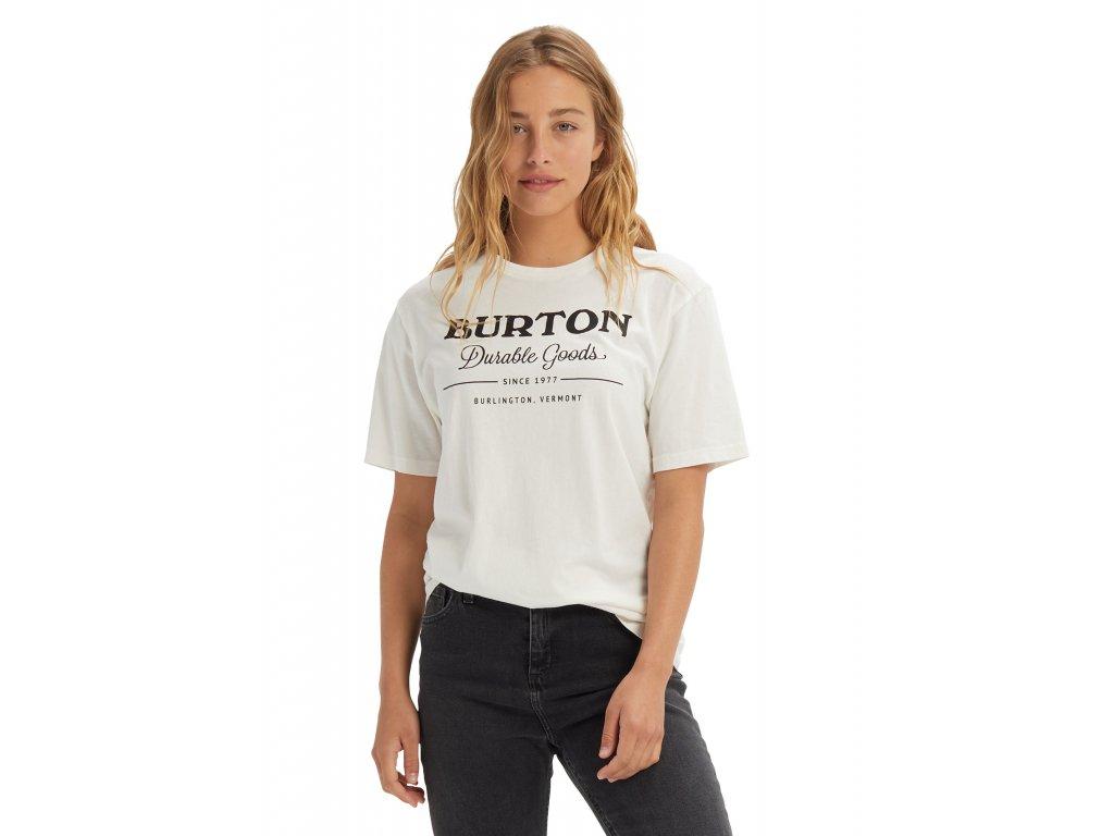 Tričko Burton Durable Goods Short Sleeve T-Shirt