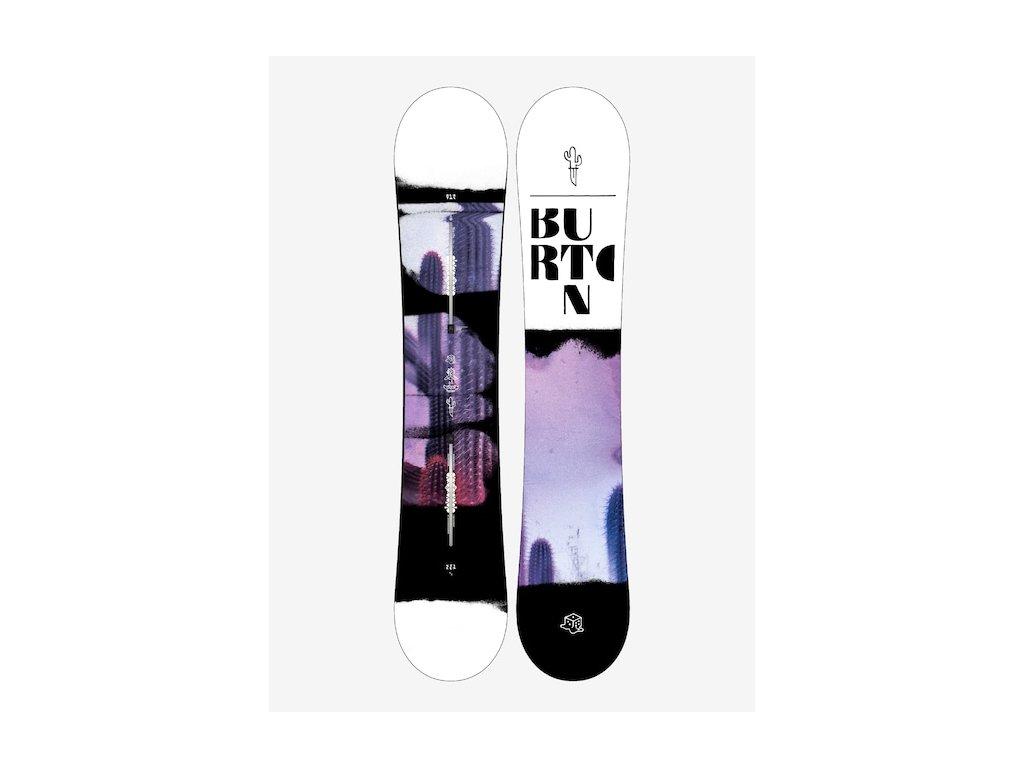 Dámský Snowboard Burton Stylus (Délka snowboardu 147)