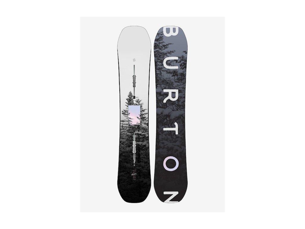 Dámský Snowboard Burton FEELGOOD FLYING V (Délka snowboardu 149)