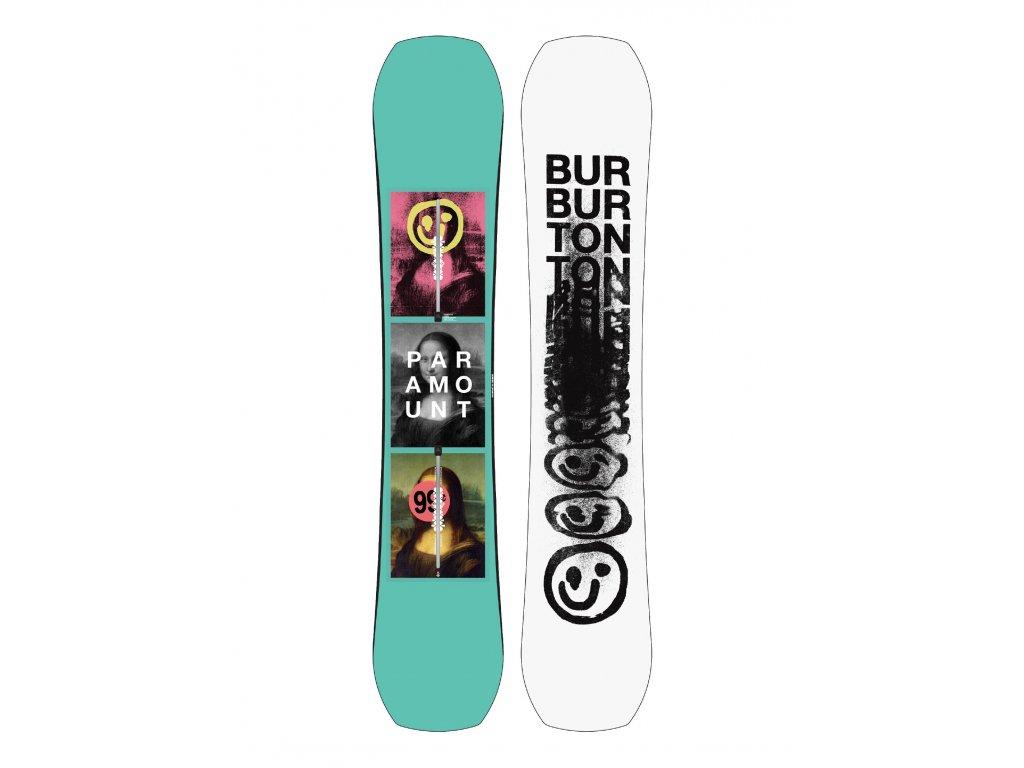 Pánský Snowboard Burton Paramount (Délka snowboardu 158)