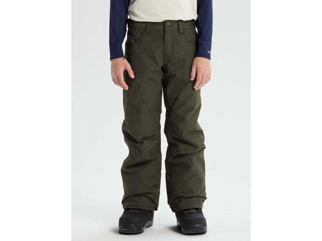 Dětské Kalhoty Burton B Barnstorm Pant