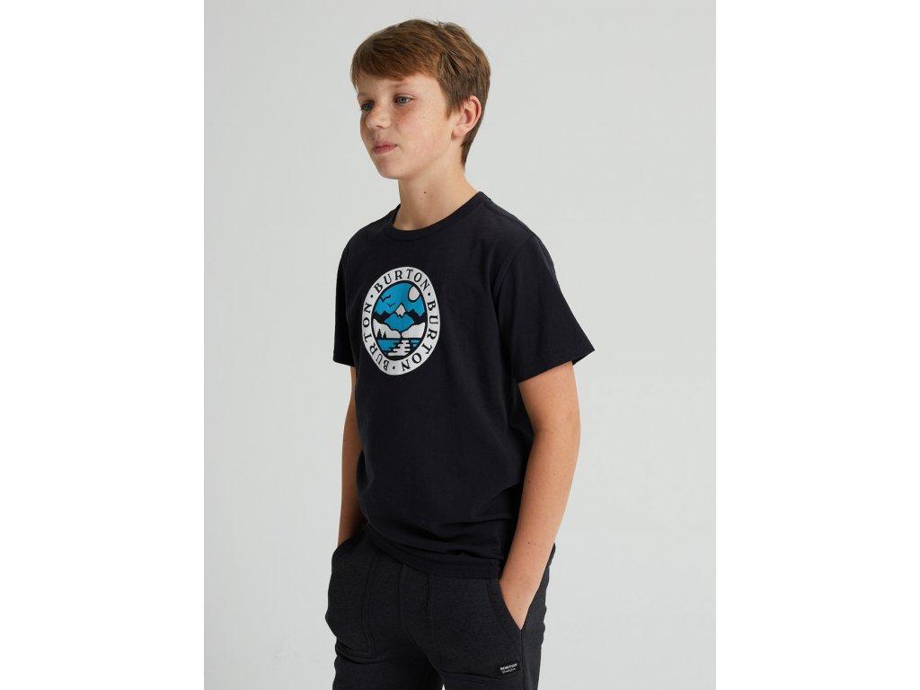 Dětské Tričko Burton K Cole Short Sleeve T-Shirt