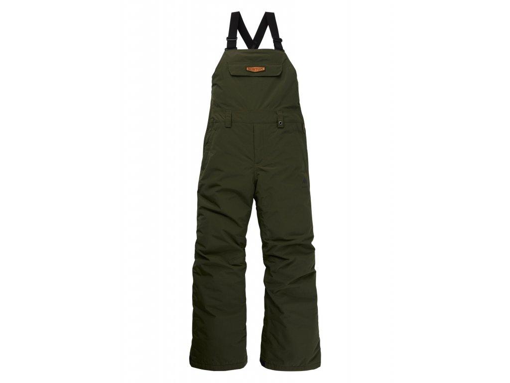 Dětské Kalhoty Burton K Skylar Bib Pant