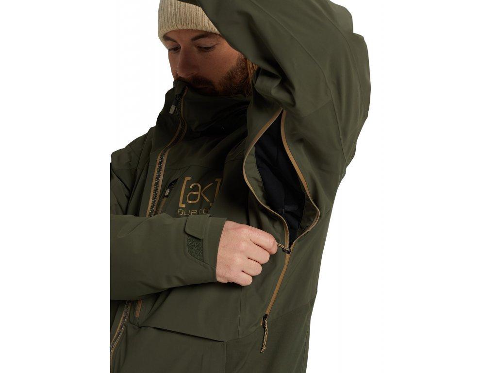 Pánská Bunda Burton [ak] M Gore-Tex Helitack Stretch Jacket