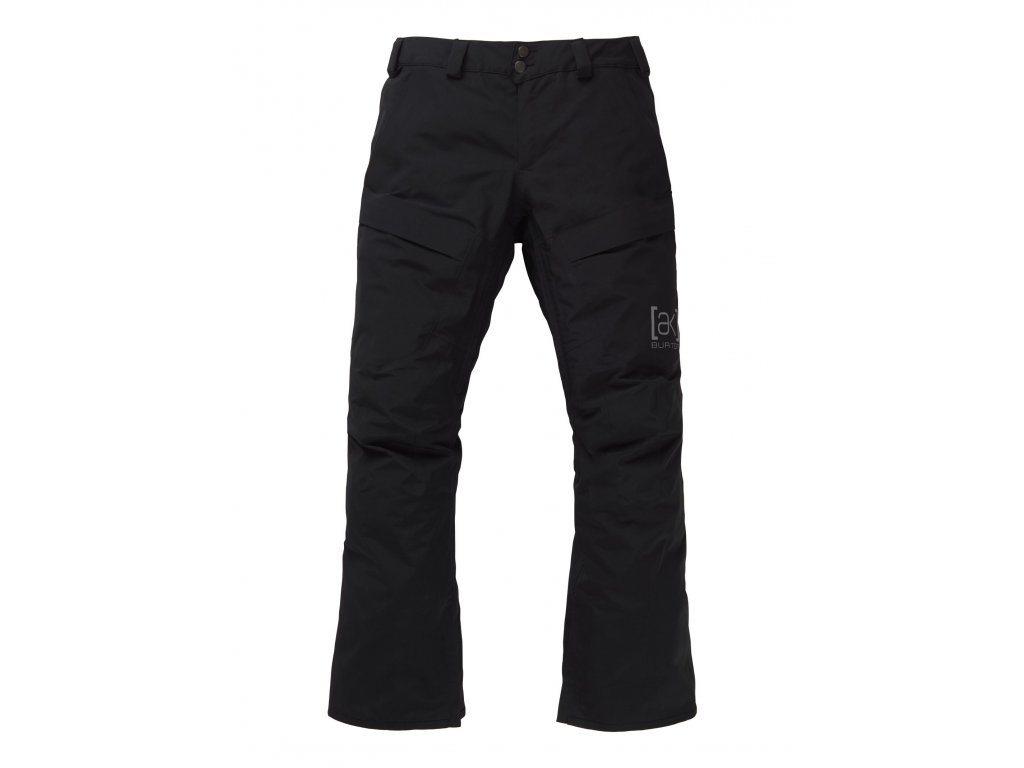 Pánské Kalhoty Burton [ak] GORE‑TEX Swash Pant True Black