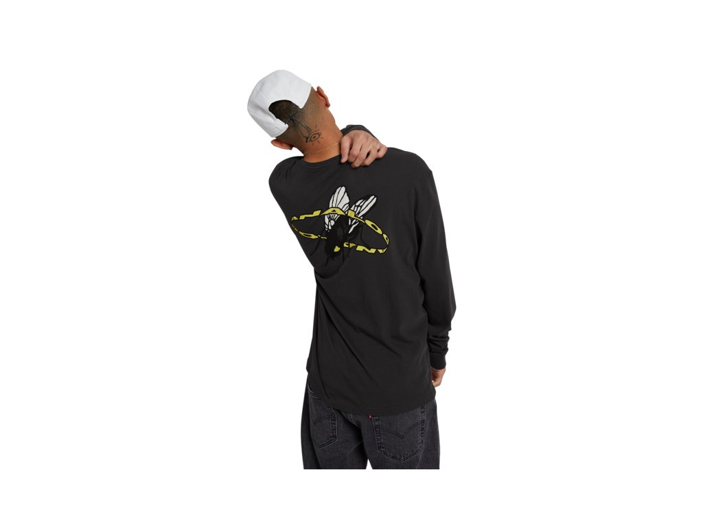Pánské Tričko Burton M Blackthorn Long Sleeve T-Shirt