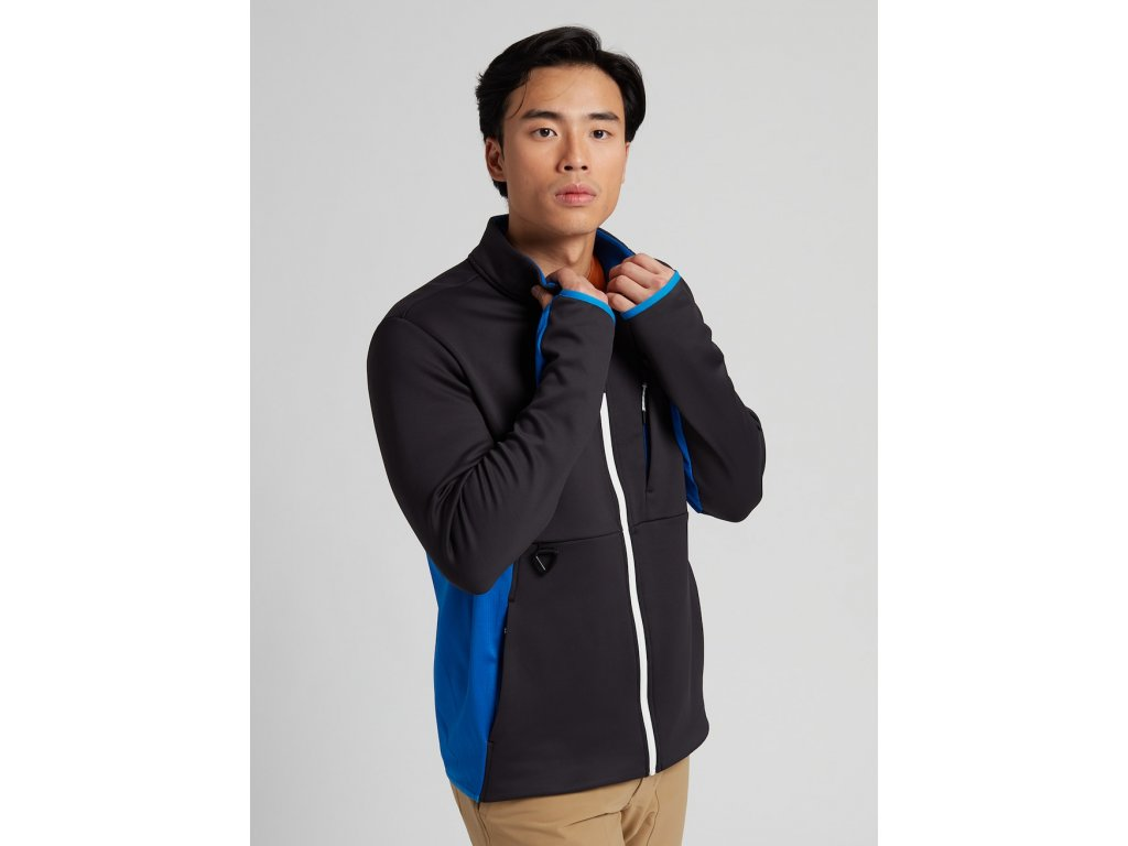 Pánská Mikina Burton Multipath Full-Zip Fleece