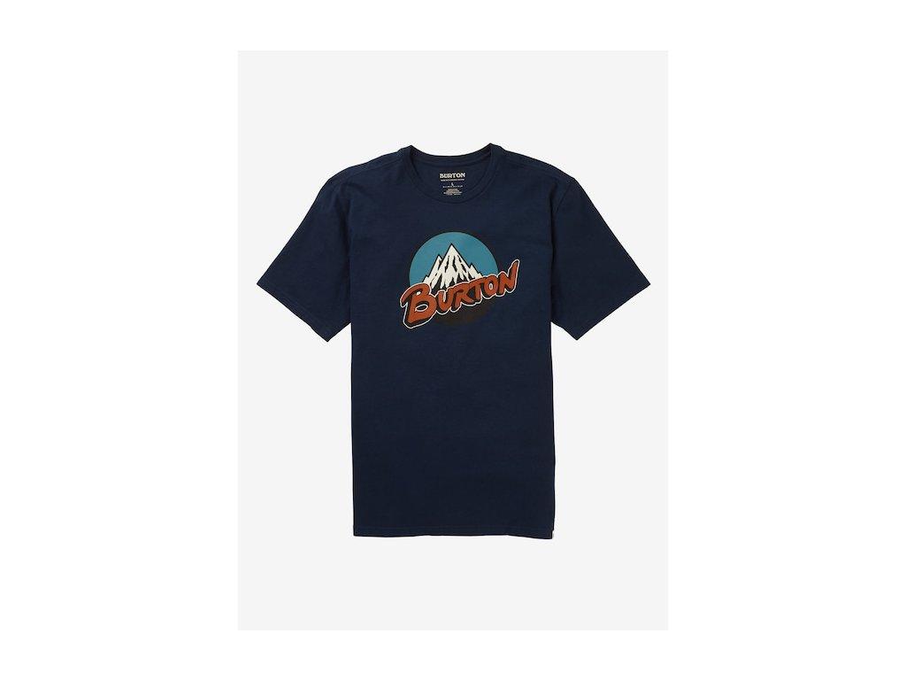 Burton Tričko Retro Mountain Short Sleeve T-Shirt