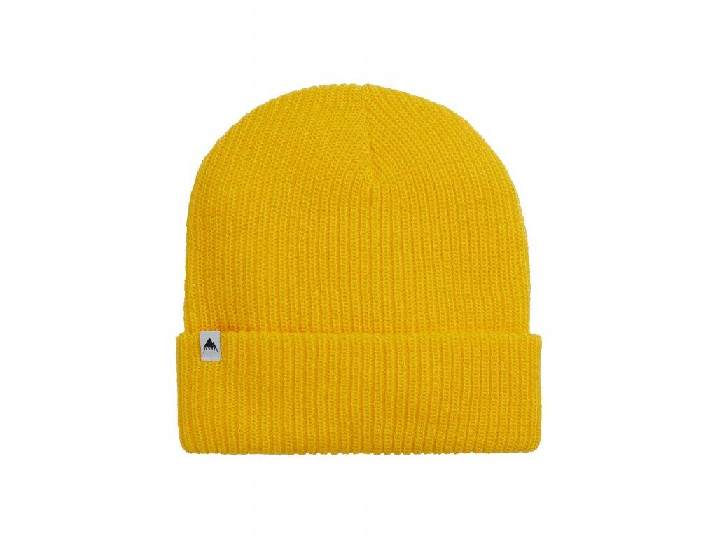 Čepice Burton Truckstop Beanie Spectra Yellow