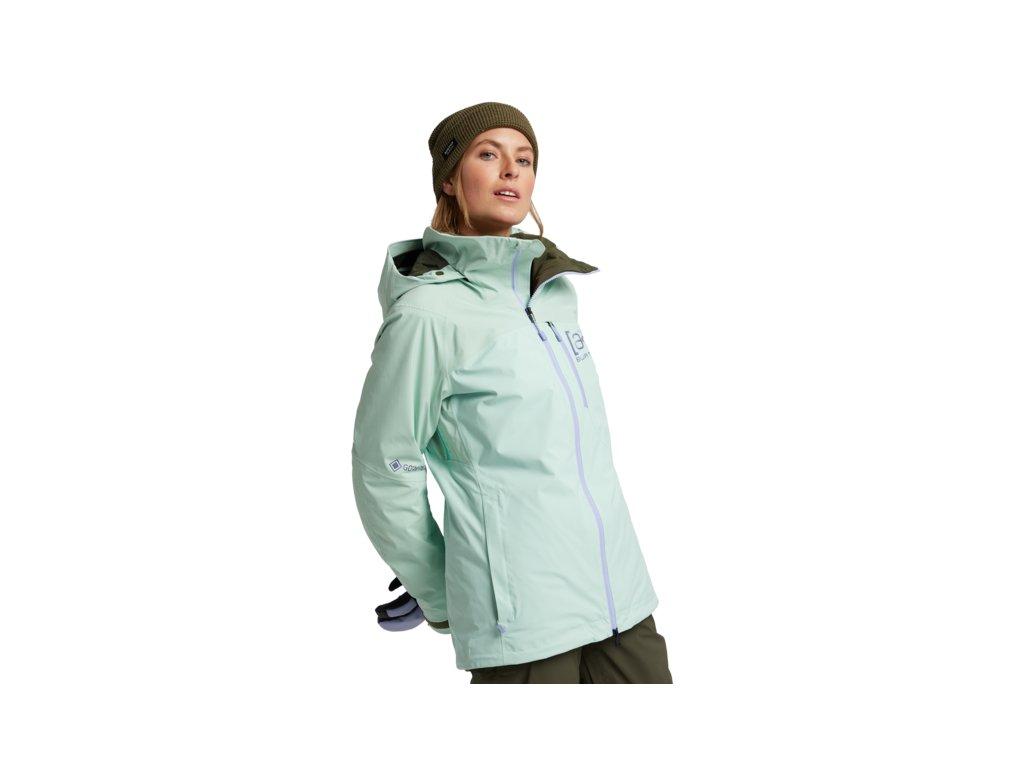 Dámská Bunda Burton W [ak] Gore‑Tex 2L Embark Jacket