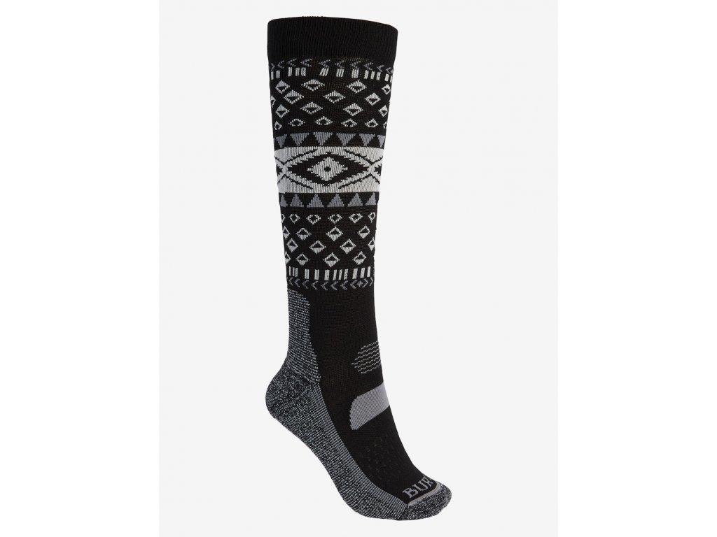 Dámské Ponožky Burton W Performance Lightweight Sock