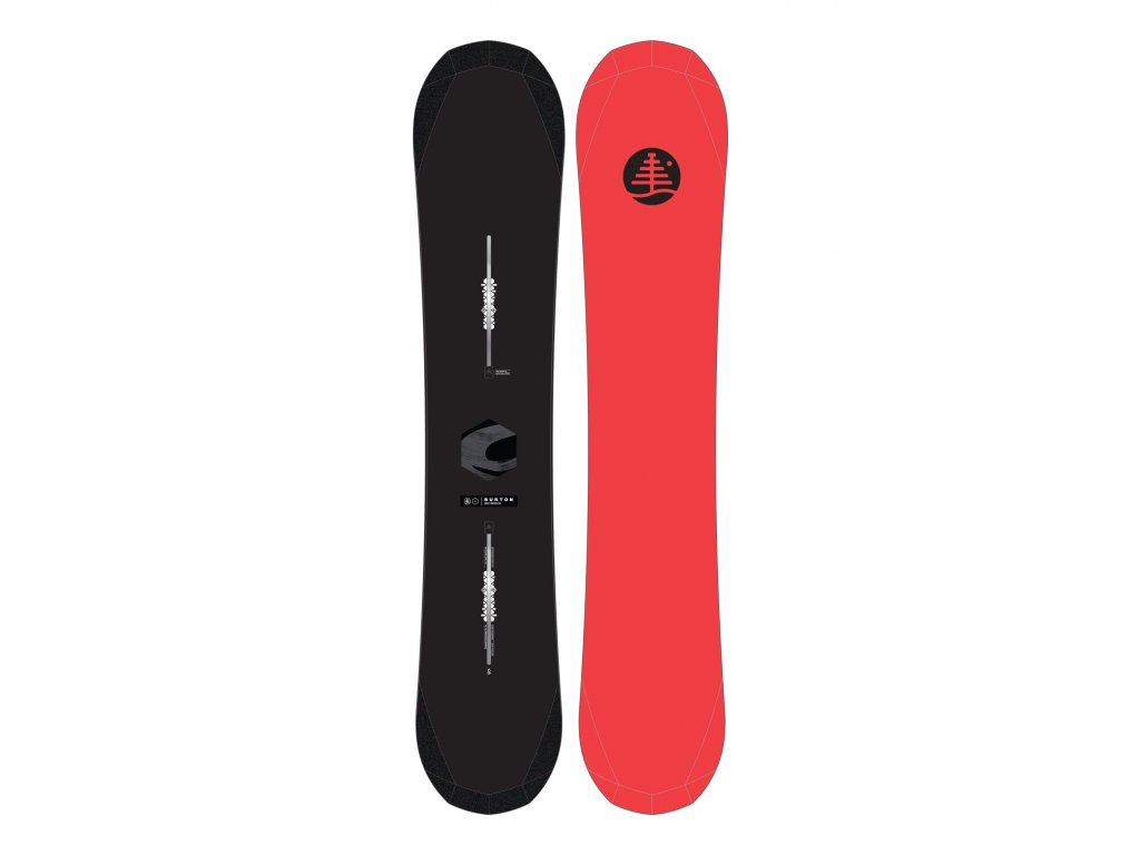 Family Tree 3D Daily Driver Snowboard
