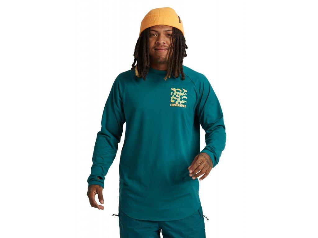 Pánské Termo Triko Burton M Roadie Base Layer Tech T-Shirt