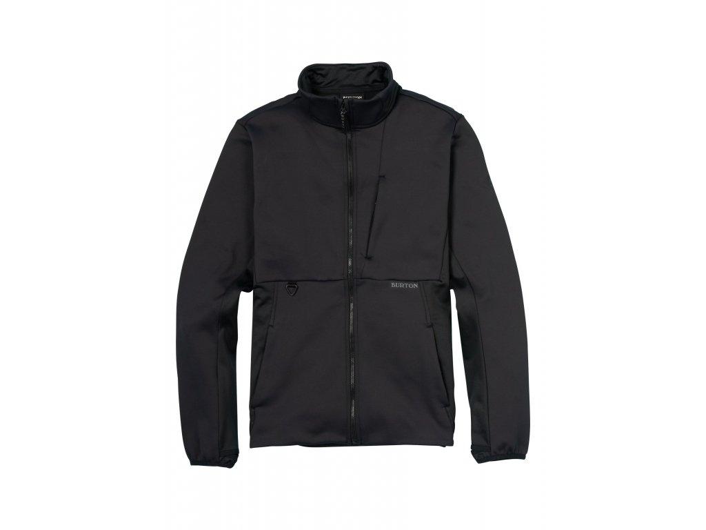 Pánská Mikina Burton M Multipath Full-Zip Fleece